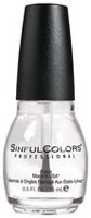 Revlon SinfulColors Nail Polish Clear Boat