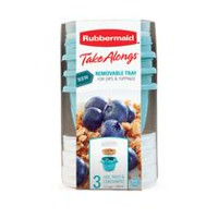Contenant pour aliments Yogourt & Go TakeAlongs de Rubbermaid
