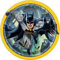 "8 Batman 9"" Plates"