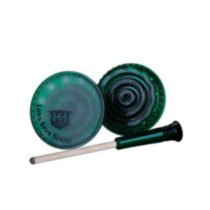 Knight & Hale Long Spur Series- Glass Pot Call