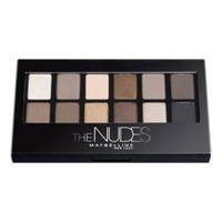 Maybelline New York Expert Wear Eyeshadow Palette The Nudes