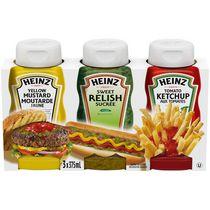 Heinz Condiment Pack