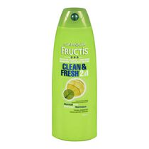 Garnier Fructis Clean & Fresh 2 In 1 Fortifying Shampoo + Conditioner