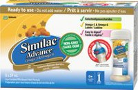 Similac Advance Non-GMO Step 1 Omega-3 and Omega-6 Milk-Based Infant Formula