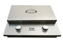 Broilchef BCP-5001S LP Gas Double Side Burner