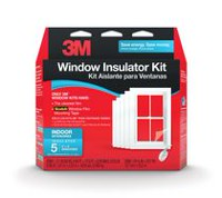 3M Canada Indoor Window Insulator Kit, Five Window