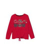 Spiderman Filles Tie Top M