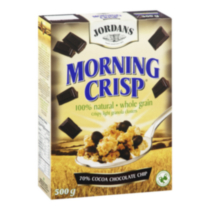 Jordan's Dark Chocolate Morning Crisp