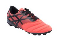Athletic Works Boys' Soccer Cleats Shoes Orange 12