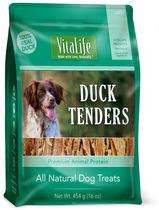 VitaLife Duck Tenders All Natural Dog Treats