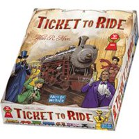 Jeu de société Ticket To Ride d'Asmodee