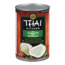 Lait de coco léger de Thai Kitchen