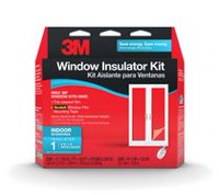 3M Canada Indoor Window Insulator Kit, Patio Door