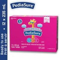 Pediasure Formulated Liquid Diet, Strawberry Fraise