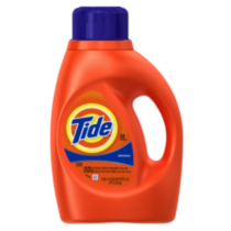 Tide Original Liquid Laundry Detergent, 24 Load 1.09 L