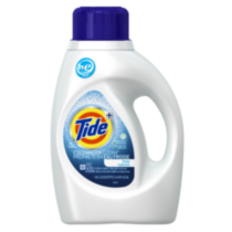 Tide Coldwater Clean Free High Efficiency Liquid Laundry Detergent, 19 Load 1.18 L