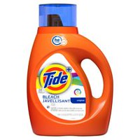 Tide Plus Bleach Alternative Original Scent High Efficiency Liquid Laundry Detergent, 19 Loads 1.18 L