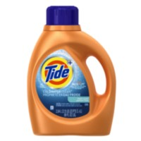 Tide Coldwater Clean Fresh Scent Liquid Laundry Detergent, 36 Loads 2.04 L