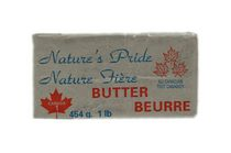 Nature's Pride Butter