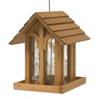 Perky-Pet Birdscapes Mountain Chapel Bird Feeder
