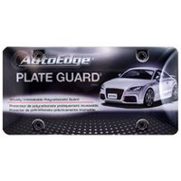 Bubble Plate Guard - Transparente