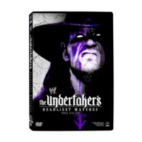 WWE 2010 - Undertaker's Deadliest Matches - Digipack (English)