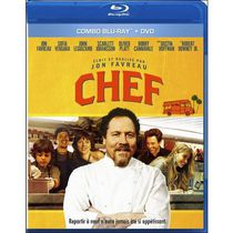Chef (Blu-ray + DVD) (Bilingual)