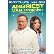 The Angriest Man In Brooklyn (Blu-ray + DVD) (Bilingual)