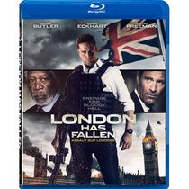 Assaut sur Londres (Blu-ray) (Bilingue)