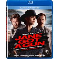 Jane Got A Gun (Blu-ray + DVD) (Bilingual)
