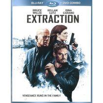 Extraction (Blu-ray + DVD) (Bilingual)