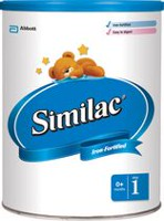 Similac with Iron Powder