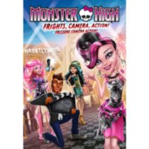Monster High: Frights, Camera, Action! (Bilingual)