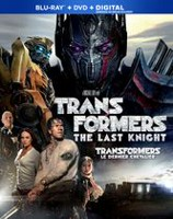 Transformers: The Last Knight (Blu-ray + DVD + Digital HD) (Bilingual)