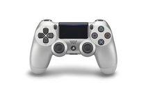 Sony DualShock®4 Silver Wireless Controller (PS4)