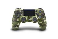 Green Camouflage DUALSHOCK®4 Wireless Controller (PS4)