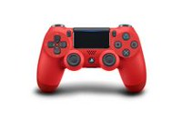 Magma Red DUALSHOCK®4 Wireless Controller (PS4)