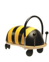 Prince Lionheart Small Wheely Bee Baby Toy