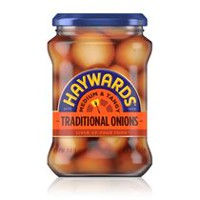 Hayward's Medium and Tangy Traditional Pickled Onions