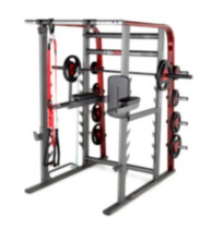 Weider Pro Power Cage 500 L