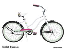 Huffy Cranbrook™ Cruiser 20 Inch Girls' Bicycle