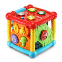 Vtech Busy Learners Activity Cube-English Version