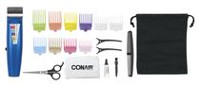 Conair Number Cut Number Coded Comb Guide Haircut Kit