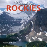 2018 Magnificent Rockies Calendar