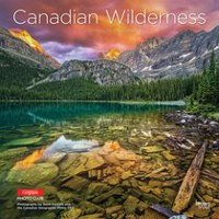 2018 Canadian Wilderness Calendar