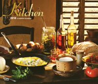 2018 Kitchen Deluxe Calendar