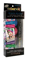 dippity-do Colorkit-Brights Hair Chalk 4x15g