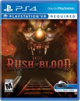Jeu vidéo Until Dawn: Rush of Blood pour PlayStationMD VR