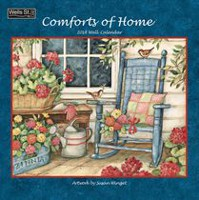 2018 Comforts Of Home Calendar