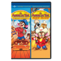 An American Tail / An American Tail: Fievel Goes West (Bilingual)